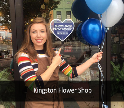Flower Delivery for Kingston