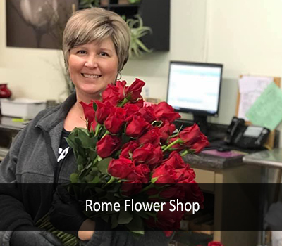 Flower Delivery for Rome